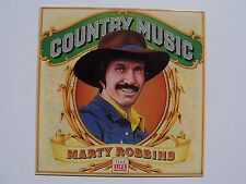 Marty Robbins - Country Music Vinyl LP Record Album
