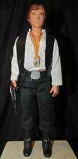 VINTAGE KENNER STAR WARS ANH 12 INCH HAN SOLO 100% COMPLETE ACTION FIGURE DOLL