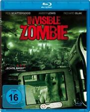 INVISIBLE ZOMBIE (2011) - Blu Ray Disc -