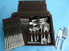 """TOWLE STERLING """"FRENCH PROVINCIAL"""" SERVICE FOR TWELVE  104 Pieces"""