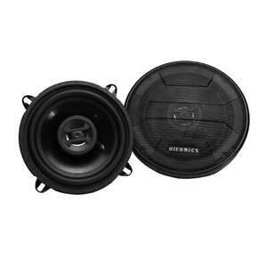 Hifonics Zeus 200 Watt 5.25 Inch 2 Way 4 Ohm Car Audio Coaxial Speaker, Pair