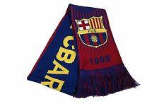 FC Barcelona Authentic Official Licensed Product Soccer Scarf - 04-2