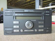 autoradio 6000 cd radio 4m5t18c815ac Ford Focus II DA3 1.6 TDCi