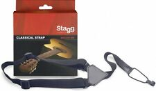 Stagg SNCL001 Nylon Guitar Strap for Classical Guitar and Ukulele