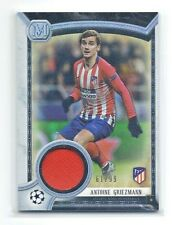 Antoine Griezmann - 2018/19 Topps Museum Collection - Meaningful Relic #61/99