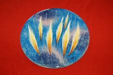 G.Tardieu Biot - dessous de plat rond épis de blé dessiné - 23,5 cm de diamètre