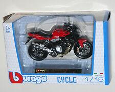 Burago - MV AGUSTA BRUTALE 1090 R Motorcycle Model Scale 1:18