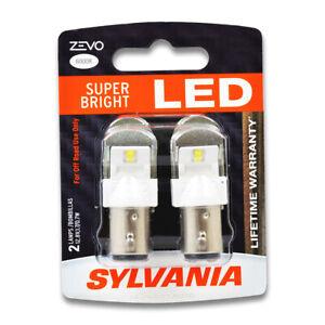 Sylvania ZEVO Front Turn Signal Light Bulb for MG MGB Midget 1969-1979  Pack hc