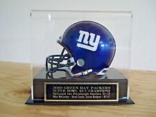 Display Case For Your Packers Super Bowl 45 Signed Football Mini Helmet