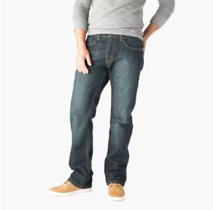 DENIZEN from Levi's Men's 285 Premium Flex Relaxed Fit Jeans Sizes / Colors