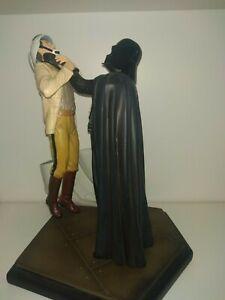 Sideshow Statue - Darth Vader choking Antilles - Diplomatic Mission 442/1250