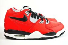 Nike Air Flight 89 Mens Size 8 Shoes CN5668 600 Chicago Red Cement Retro