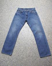 L30 Herren-Straight-Cut-Jeans mit niedriger Bundhöhe (en) 505