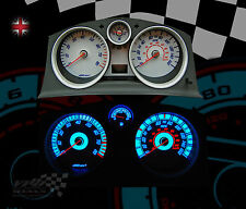 Vauxhall Astra H mk5 VXR Speedo interior dash panel bulb led light upgrade kit