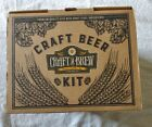 Hefeweizen Beer Craft Kit, Brand New, With guide to craft brewing