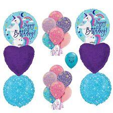 Unicorn  Party Supplies  Birthday Party Balloon Decoration Kit