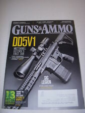 GUNS & AMMO Magazine, February, 2016, DANIEL DEFENSE .308, DD5V1, STAG ARMS 3T-M