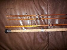 """J.S. SHARPES of ABERDEEN 13'#9 """"THE SCOTTIE"""" SPLICED CANE VINTAGE SALMON FLY ROD"""