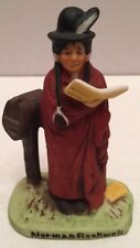 Vintage Norman Rockwell Figurine designed by Dave Grossman - 1980 (17-211)