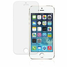 CLEAR LCD SCREEN PROTECTOR TOP QUALITY GUARD FILM FOR GENUINE APPLE IPHONE 5 5S