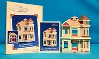 2005 Hallmark Victorian Home Nostalgic Houses & Shops 22nd in Series - NIB