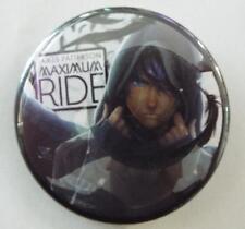 "NEW SDCC Exclusive James Patterson MAXIMUM RIDE Manga  2"" Pinback Button"