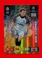 CHAMPIONS LEAGUE 2010-11 Panini 2011 -Card Goal Stopper- PYATOV - SHAKHTAR D.