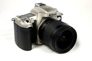 Nikon N75 35mm Film SLR Camera Kit with 28-80mm f3.5-5.6 Nikkor Lens - Very Good
