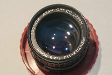 Pentax 110 SLR-lens 50mm F2.8