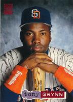 Tony Gwynn 1994 Topps Stadium Club #151 San Diego Padres baseball card