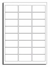 200 A4 self adhesive strong stick address postal product labels 24 per sheet