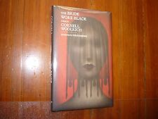 The Bride Wore Black Cornell Woolrich Centipede Press New