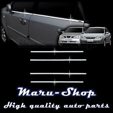 Chrome Door Window Sill Belt Line Cover Tirm for 02~08 Chevrolet Lacetti 4DR