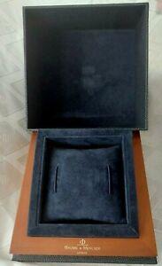 Baume & Mercier Watch Presentation Box