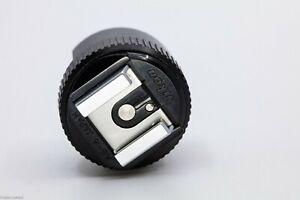 Nikon AS-4 Hot Shoe Flash Coupler, Nikon F3 F3HP