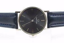 Mechanisch-(Handaufzug) Armbanduhren im Luxus-Stil aus echtem Leder für Unisex