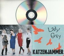 KATZENJAMMER Lady Grey 2015 UK 1-trk promo test CD
