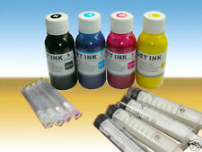 Sublimation refill Ink for Epson 69 Workforce 600 615 30 40 310 315 500 4x100ml
