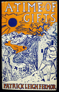A Time Of Gifts by Patrick Leigh Fermor (HB) 1978, Readers Union - VGC