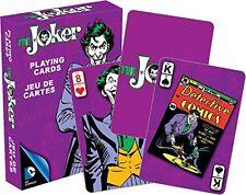 The Joker (Batman) Retro set of 52 playing cards (nm 52302)