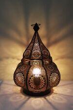 Marokkanische Orientalische Orient Tischlampe Lampe Tischleuchte Nachttischlampe