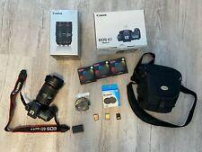 Bundle Canon EOS 6d Mark II + Canon EF 24-105mm f4 L IS II USM ambas cosas con embalaje original!