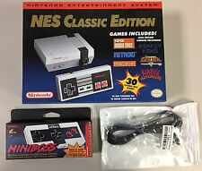SEALED NES Classic w/ Wireless Controller &  6.5ft Extension Cable FREE SHIPPING