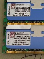 2GB = 2X 1GB DDR2-1066  PC2-8500 RAM FOR GA-P35-DQ6  GA-N680SLI-DQ6 MOTHERBOARD