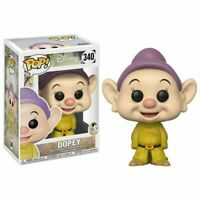 Funko 340 Dopey Figurine Pop Vinyl Disney Snow White atchoum