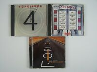 Foreigner 3xCD Lot