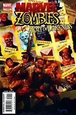 MARVEL ZOMBIES vs ARMY of DARKNESS #1-5! COMPLETE SET! 1 2 3 4 5!