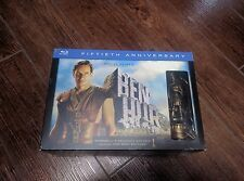 Ben-Hur (DVD, 2011, 5-Disc Set, Limited Edition Fiftieth Anniversary With Books)