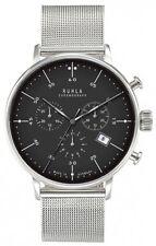 Gardé Ruhla Herrenuhr Uhr Chronograph Milanaise Bauhaus Design 91204M