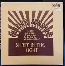 Phoenix Sonshine- Shinin' In The Light - Rare Xian Prog/Rock/psych